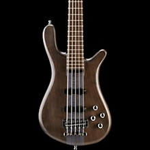Warwick German Pro Series Streamer Stage I 5-String Electric Bass Guitar Nirvana Black Oil