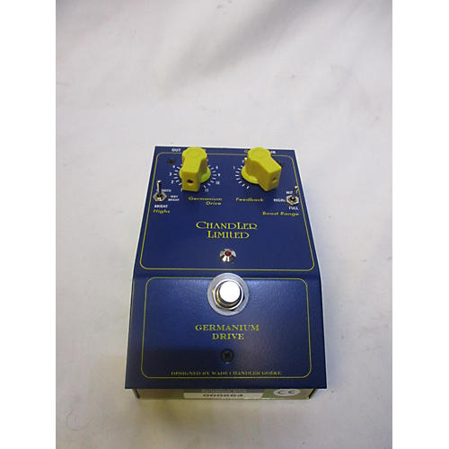 Chandler Limited Germanium Drive Effect Pedal