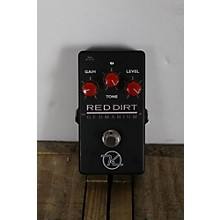 Keeley Germanium Red Dirt Effect Pedal