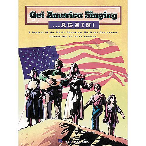 Hal Leonard Get America Singing...Again! - Singer's Edition