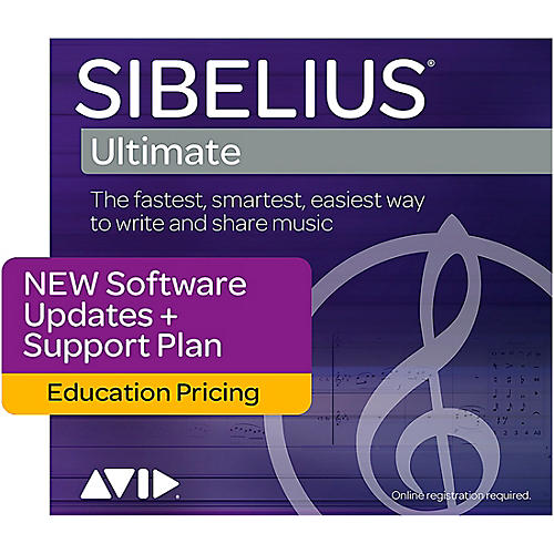 Sibelius Get Current for Education