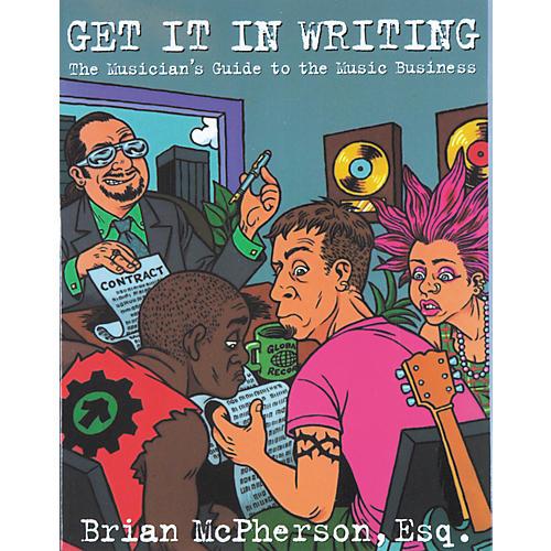 Hal Leonard Get It in Writing Book