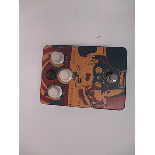 Orange Amplifiers Getaway Driver Effect Pedal