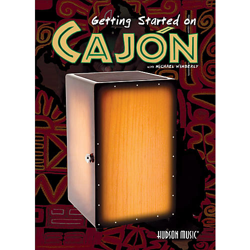 Hal Leonard Getting Started On Cajon DVD
