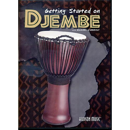 Hal Leonard Getting Started On Djembe DVD