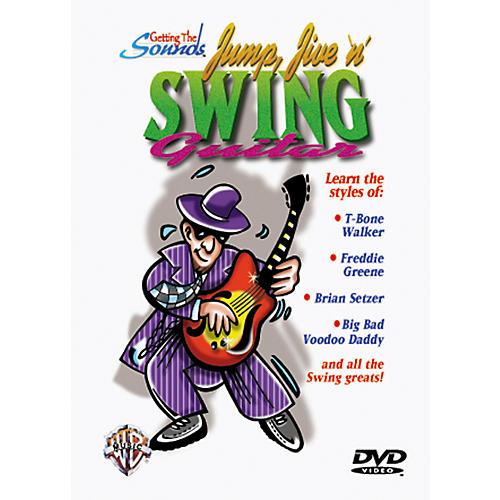 Alfred Getting The Sound - Jump, Jive 'n' Swing Guitar (DVD)