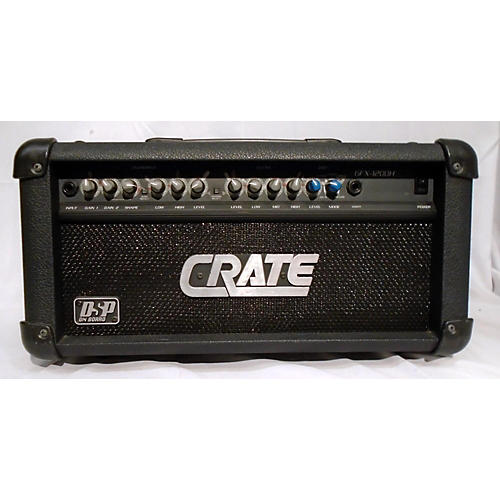 used crate gfx1200h solid state guitar amp head guitar center. Black Bedroom Furniture Sets. Home Design Ideas