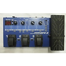 Zoom Gfx3 Effect Processor