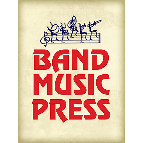 Band Music Press Ghost Dance Concert Band Level 1 Arranged by Bill Park