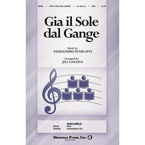 Shawnee Press Gia il Sole dal Gange (Classics for Children Series) SSA arranged by Jill Gallina