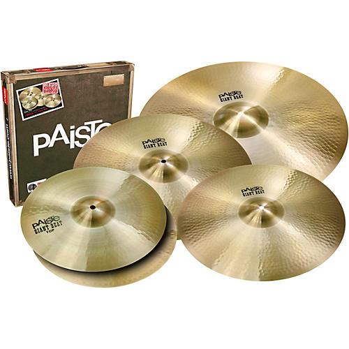 Paiste Giant Beat Big Sound Cymbal Set