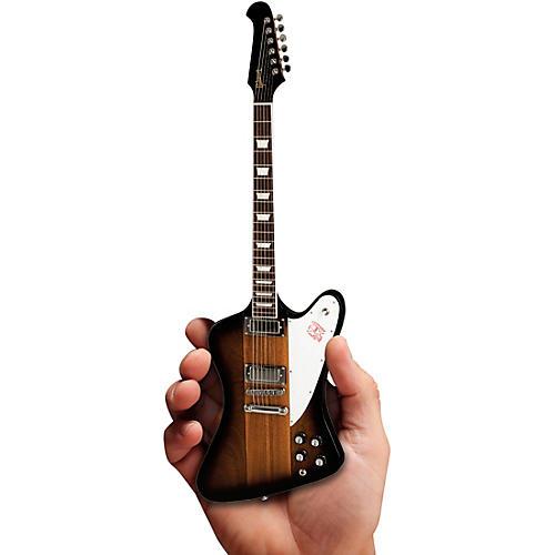 Axe Heaven Gibson Firebird V Vintage Sunburst Officially Licensed Miniature Guitar Replica
