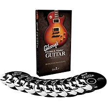 Hal Leonard Gibson's Learn & Master Guitar Bonus Workshops Legacy Of Learning Series