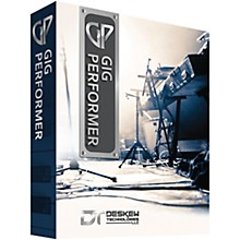 Ilio Gig Performer 2 Live Performance Plug-in Host (Mac or PC)