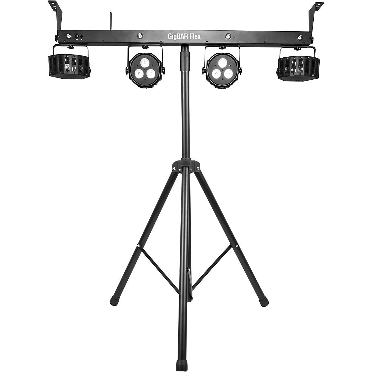 CHAUVET DJ GigBAR Flex 3-in-1 RGBW+UV LED Light Bar Effect