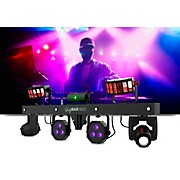 GigBAR Move 5-in-1 LED and Laser Lighting Effects Bar