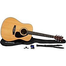 Yamaha GigMaker Deluxe Acoustic Guitar Pack