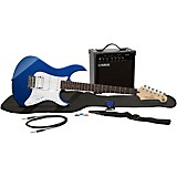 Yamaha GigMaker EG Electric Guitar Pack Metallic Dark Blue