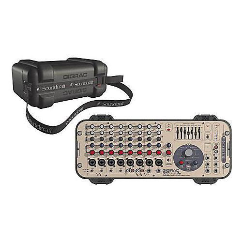 Soundcraft GigRac 300 Powered Mixer