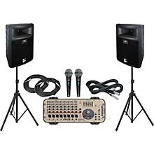 Soundcraft Gigrac 300/Peavey PR15