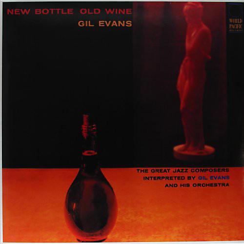 Alliance Gil Evans - New Bottle Old Wine