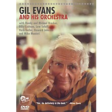 View Video Gil Evans and His Orchestra Live/DVD Series DVD Performed by Gil Evans