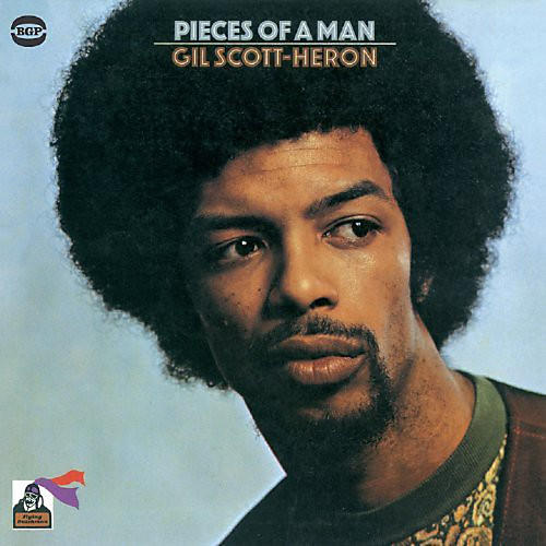 Alliance Gil Scott-Heron - Pieces of a Man
