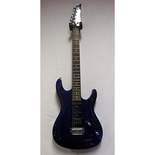 used ibanez gio gsa60 solid body electric guitar blue guitar center. Black Bedroom Furniture Sets. Home Design Ideas
