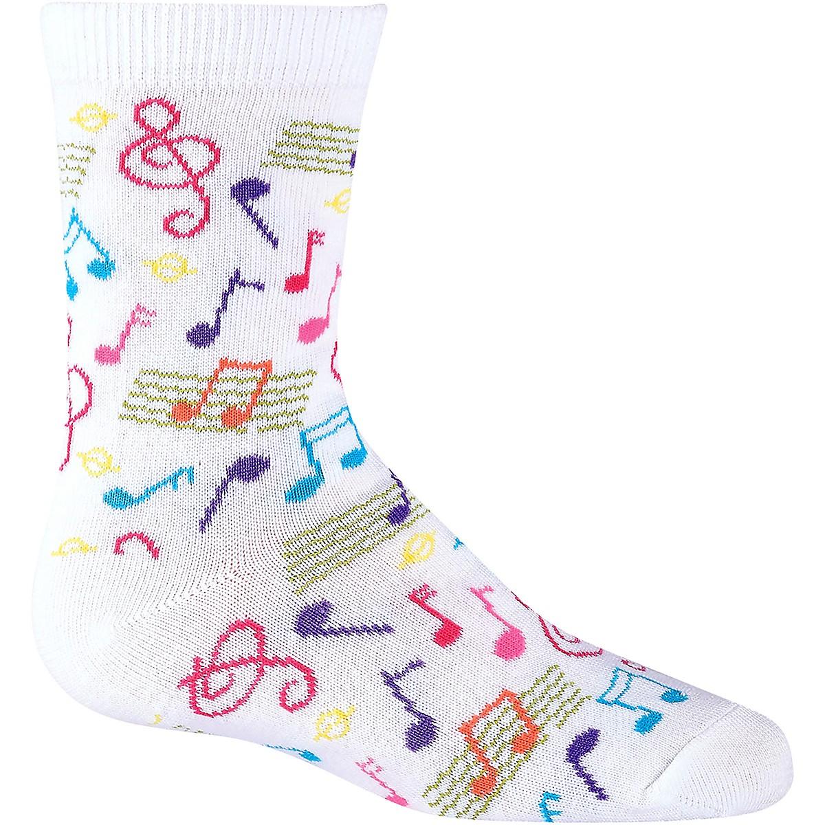 K. Bell Girl's Music Sock