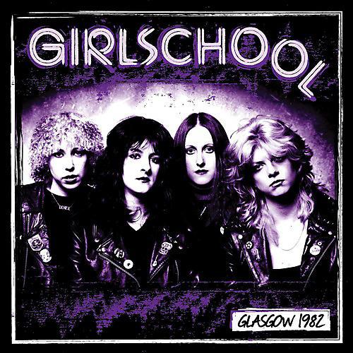 Alliance Girlschool - Glasgow 1982