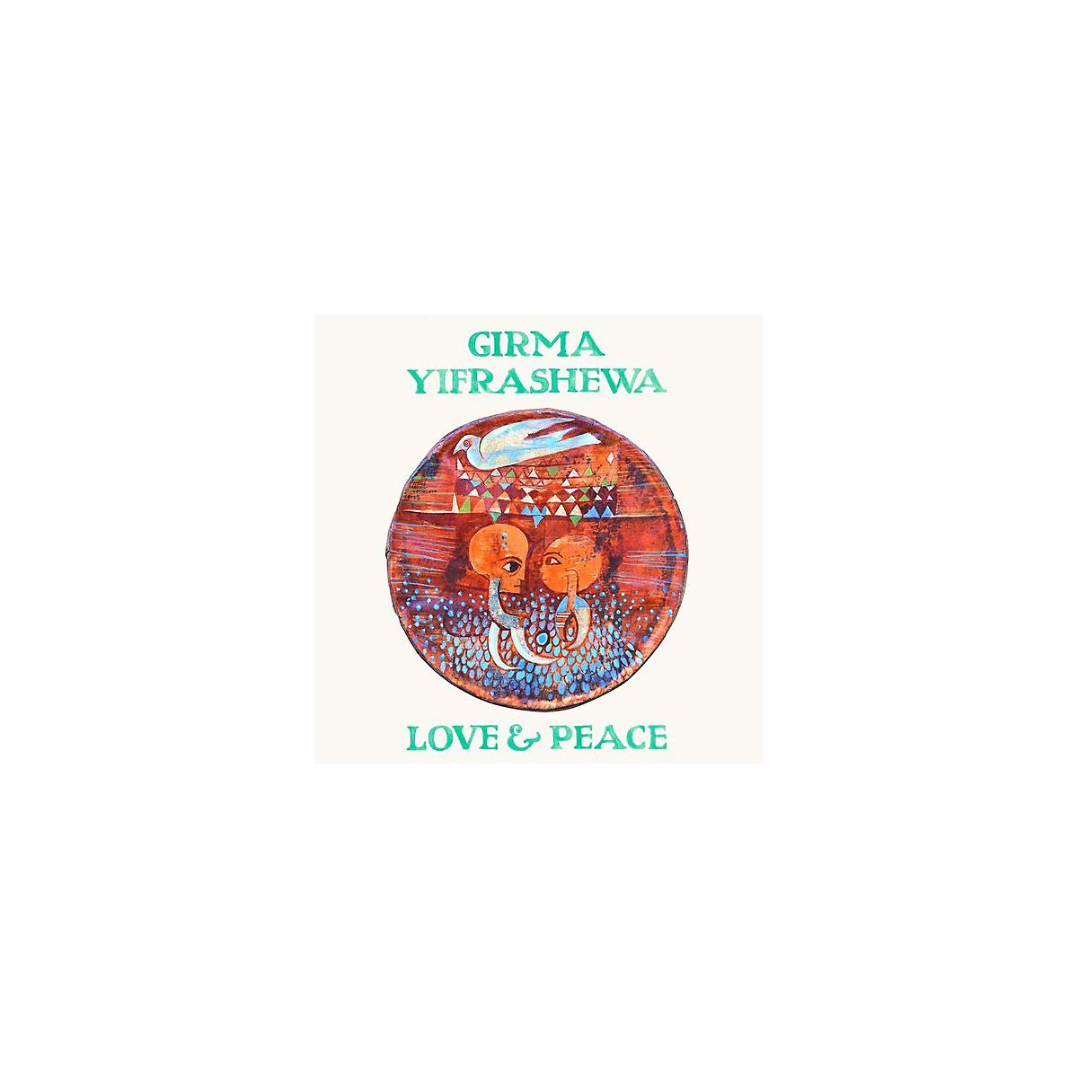 Alliance Girma Yifrashewa - LOVE & PEACE