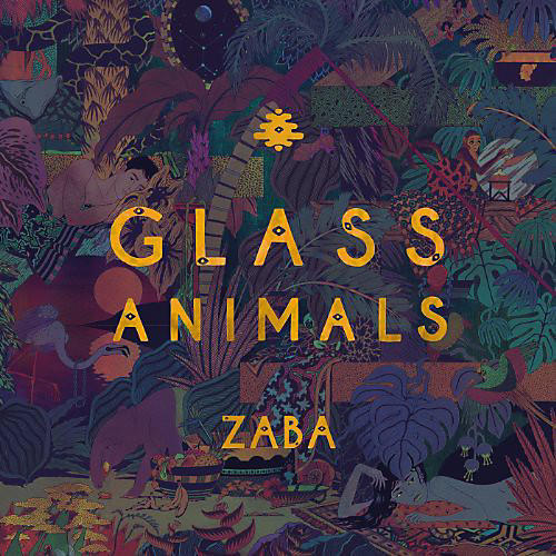 Alliance Glass Animals - Zaba