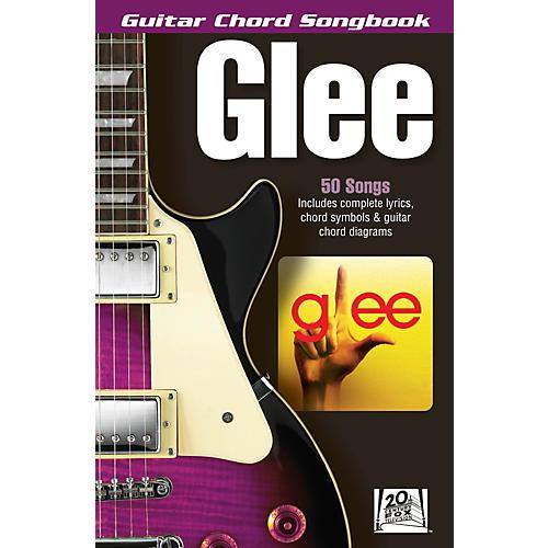 Hal Leonard Glee - Guitar Chord Songbook
