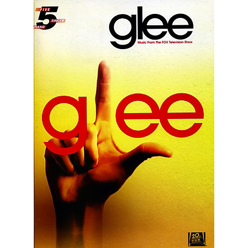 Hal Leonard Glee - Music From The Fox Television Show for 5 Finger Piano