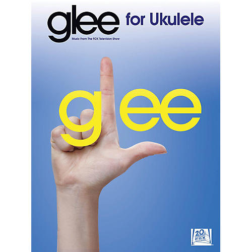Hal Leonard Glee For Ukulele Songbook