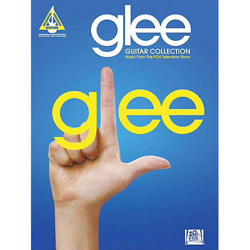 Hal Leonard Glee Guitar Collection Guitar Tab songbook