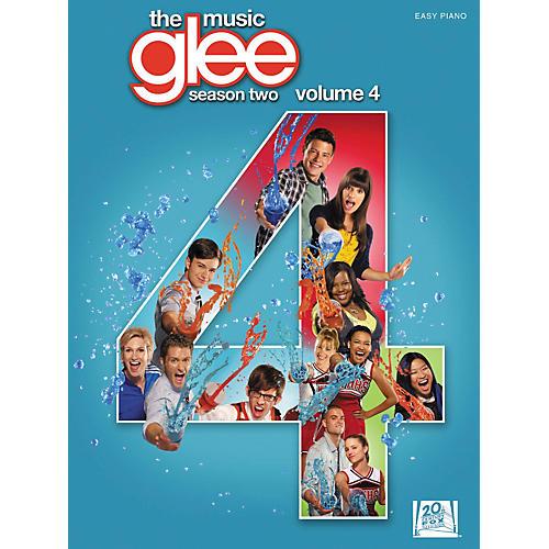 Hal Leonard Glee: The Music - Season Two, Volume 4 for Easy Piano