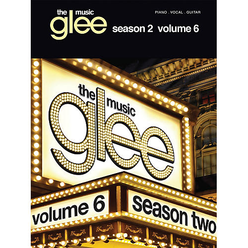 Hal Leonard Glee: The Music - Season Two Volume 6 PVG Songbook