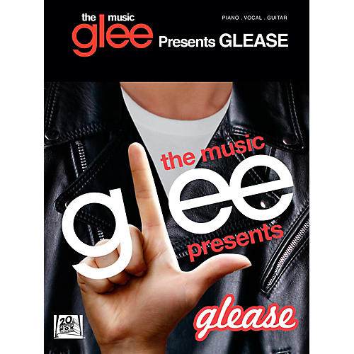 Hal Leonard Glee: The Music Presents Glease (Grease) for Piano/Vocal/Vocal PVG
