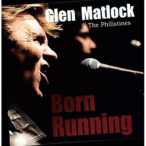 Alliance Glen Matlock - Born Running