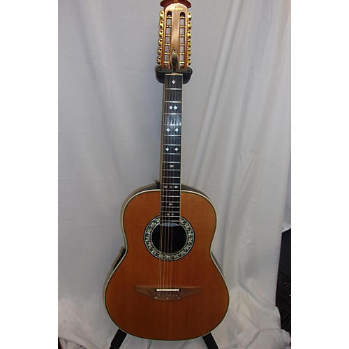 Ovation Glenn CAMPBELL 1618 12 String Acoustic Electric Guitar