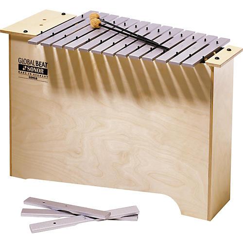 Sonor Global Beat Deep Bass Metallophone