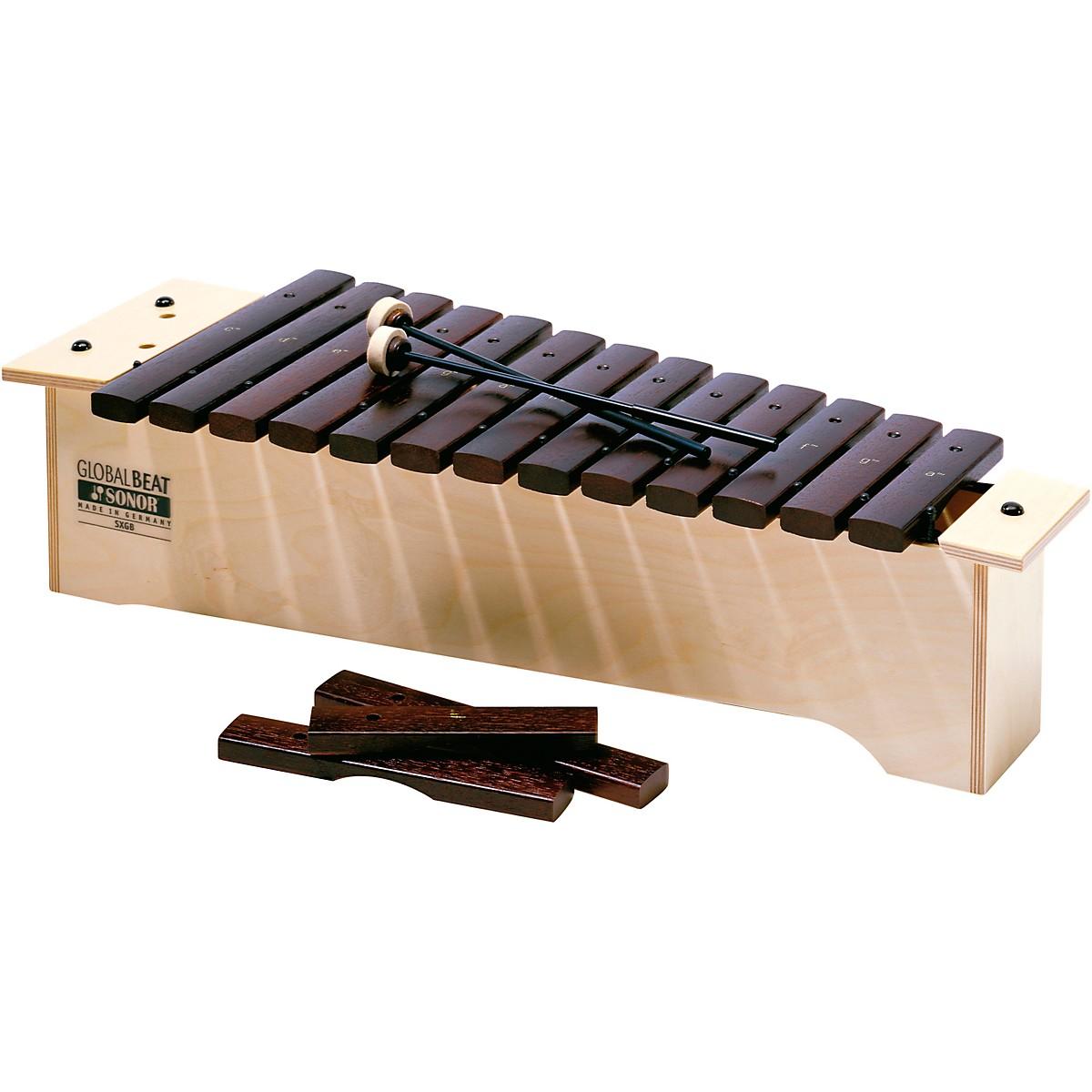 Sonor Orff Global Beat Xylophones