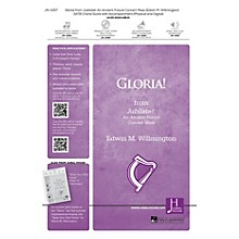Jubal House Publications Gloria! (From 'Jubilate') Instrumental Parts Composed by Edwin M. Willmington