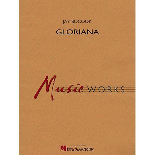 Hal Leonard Gloriana Concert Band Level 5
