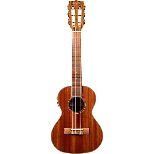 Kala Gloss Mahogany Acoustic-Electric Tenor 6-String Ukulele
