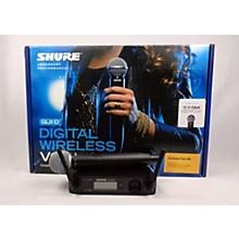 Shure Glxd24 Beta58 Handheld Wireless System