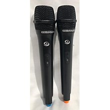Gem Sound Gmw-2 Handheld Wireless System