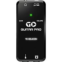 TC Helicon Go Guitar Pro