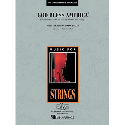 Hal Leonard God Bless America® Arranged by Paul Jennings
